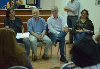 """Congreso Pedagógico: """"Es necesario continuar con los debates para avanzar en políticas públicas», destacó Sager"""